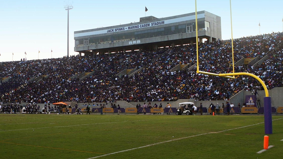 Tickets Still Available For Soul Bowl Against Jackson State Alcorn State University Athletics