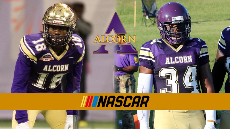 Ealey, Wilson Named Finalists at NASCAR Drive for Diversity National Pit Crew Combine - Alcorn State University Athletics