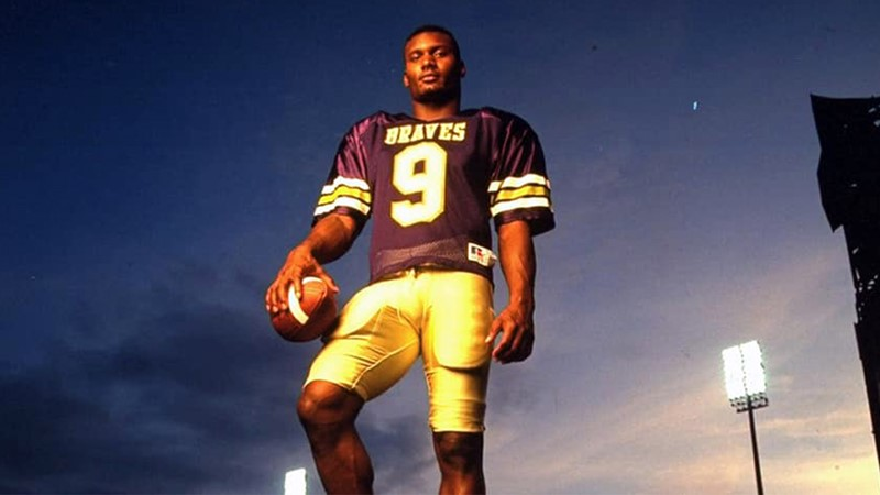 pretty nice 97e55 d8ed6 Titans to Retire Steve McNair's Number - Alcorn State ...