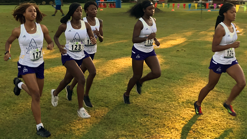 Alcorn Competes Well In Sugar Bowl Meet