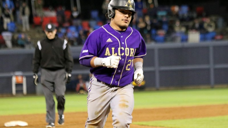Garcia Has Monster Game In Extra Inning Loss To #15 Ole Miss - Alcorn State University Athletics